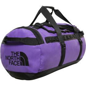 The North Face Base Camp Duffel M peak purple/TNF black